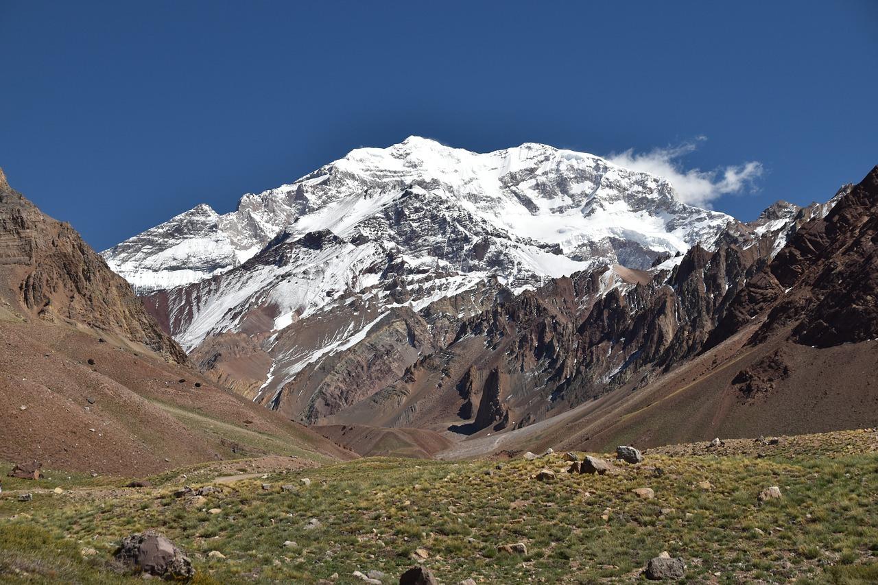 Góra Aconcagua 6962m - zdjęcie z blog podróżniczy 4challenge