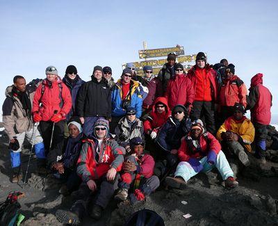 17-te Kilimanjaro LUTY 2010 - zdjęcie z blog podróżniczy 4challenge
