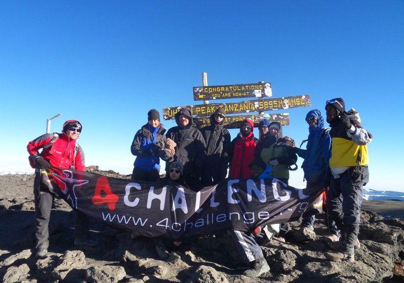 Wyprawa na Kilimandżaro - zdjęcie z blog podróżniczy 4challenge