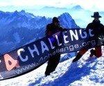 Wyprawa na górę Mt. Blanc 4810m - zdjęcie z blog podróżniczy 4challenge