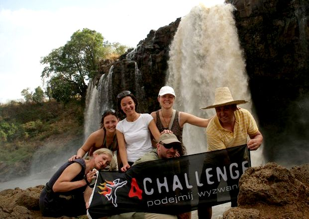 Wyprawa do Etiopii ekipy 4challenge - zdjęcie z bloga podróżniczego 4challenge