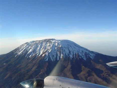 Góra Kilimandżaro 5895m - blog podróżniczy