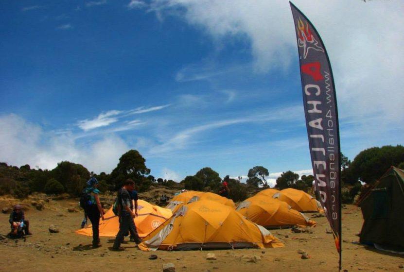 Kilimandżaro po raz kolejny ;) - zdjęcie z blog podróżniczy 4challenge