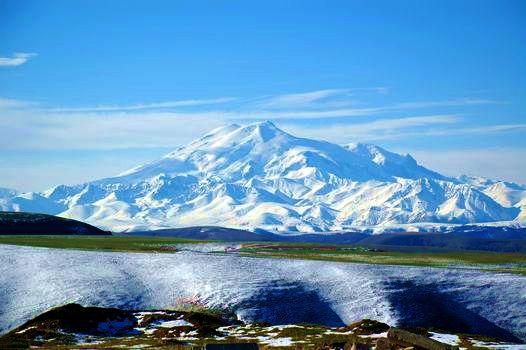 Góra Elbrus 5642m - zdjęcie z blog podróżniczy 4challenge