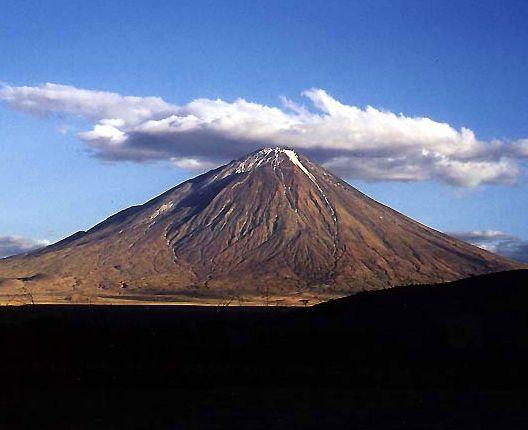 Ol Doinyo Lengai 2960 m n.p.m. - zdjęcie z blog podróżniczy 4challenge