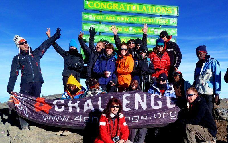 Kilimandżaro non stop ;) - zdjęcie z blog podróżniczy 4challenge