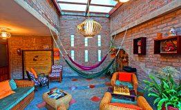 hotel w Banios - La Floresta