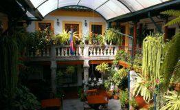 hotel w Quito
