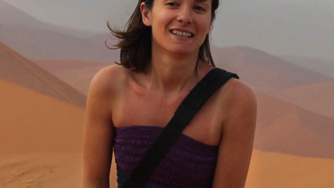 Elżbieta Wiejaczka - lider - przewodnik - 4challenge