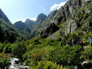 wyprawa na Kazbek - Kaukaz