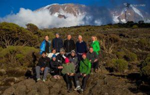 Wycieczka na Kilimandżaro - 4challenge