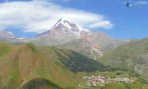 Kazbek 5047 m