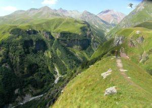 Wyprawa na Kazbek - Góry Kaukazu