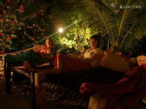 Zanzibar nocą