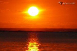 Zanzibar pod wieczór - zachód słońca