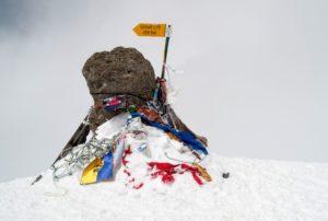 Wyprawa na Elbrus - grupy na szczycie