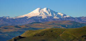 Elbrus 5642 m - wyprawa