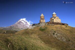 Wyprawa na Kazbek - Cminda Sameba