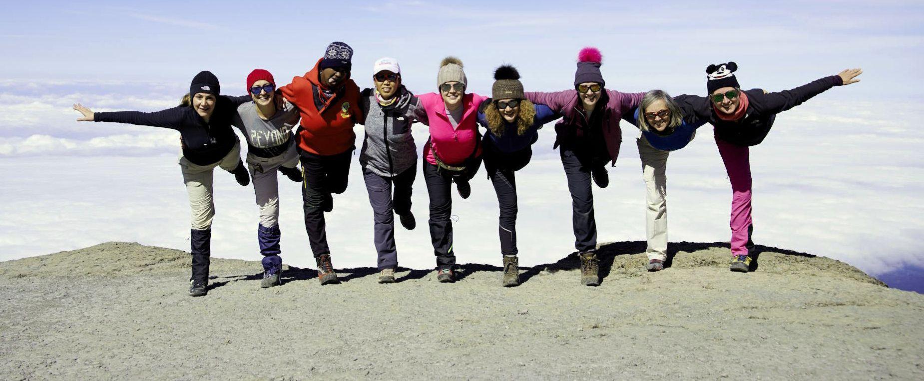 KiliForKinds_ Charytatywna wyprawa na Kilimandżaro