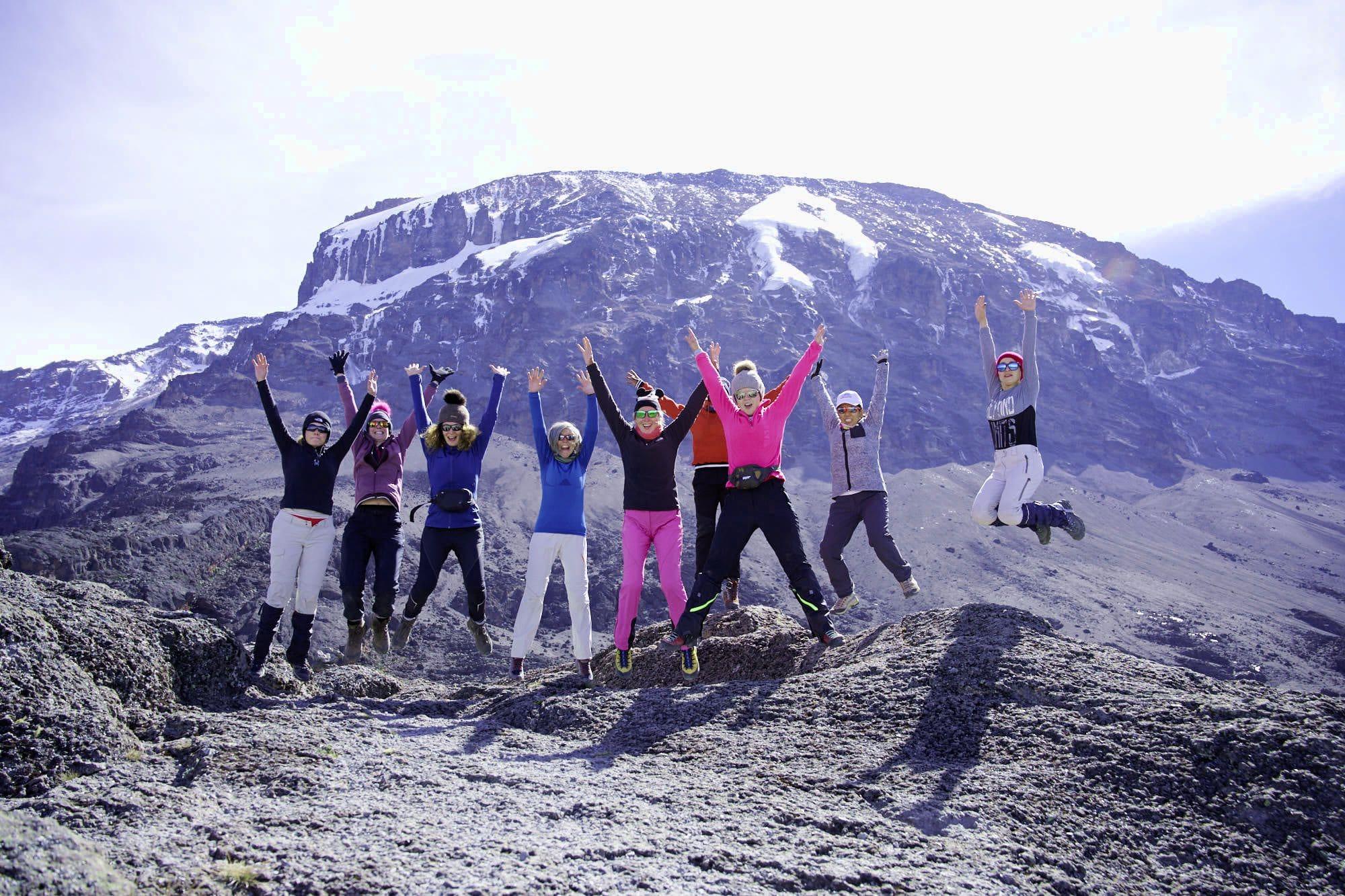 Każdy ma swoje Kilimandżaro