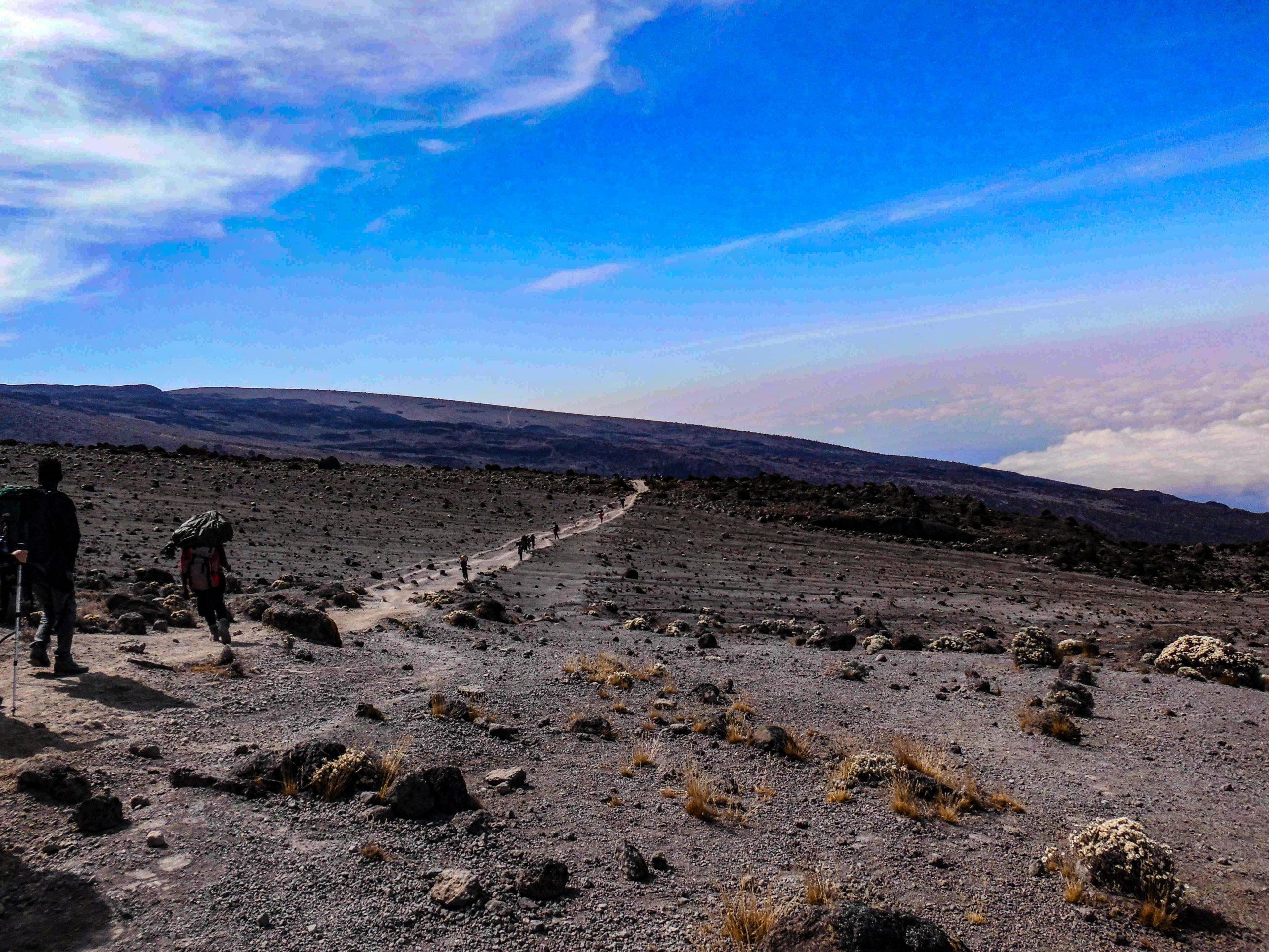 _.a czasmi tak wędrujemy, trekking, machame route, kilimandżaro, tanzania-min