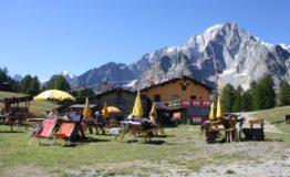 Mont Blanc - Trekking - hotel - schronisko _05