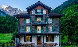 Alpy Berneńskie hotele-schroniska